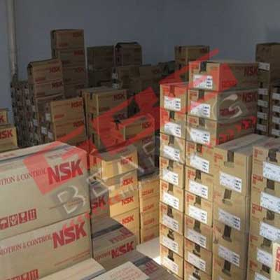 NSK NJ210EW Bearing Packaging picture