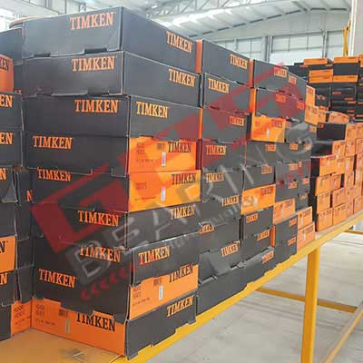 TIMKEN 33214 Bearing Packaging picture